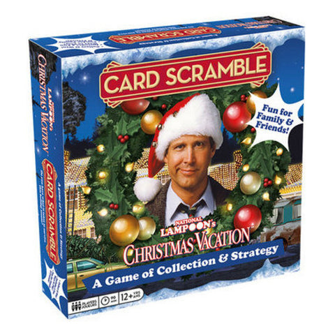 National Lampoon Christmas Vacation Scramble Game