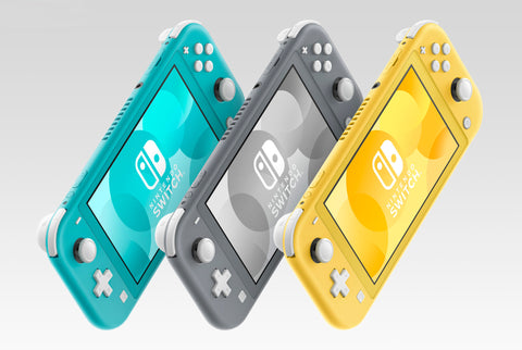 Image of Nintendo Switch Lite Console - Turquoise