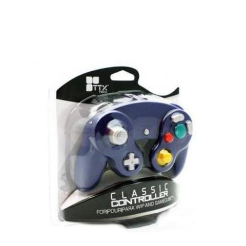 Image of Nintendo Gamecube Control Generic Purple