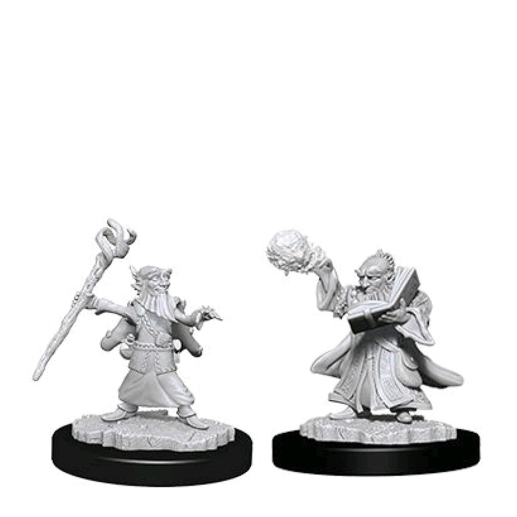 Dungeons & Dragons - Nolzur's Marvelous Unpainted Minis: Gnome Male Wizard
