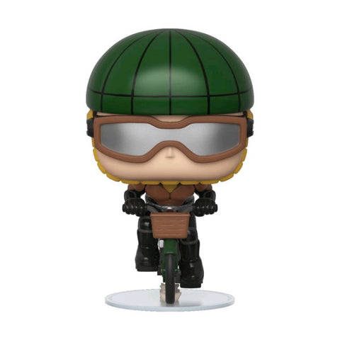 One Punch Man - Mumen Rider with Bike US Exclusive Pop! Ride [RS]
