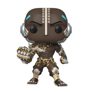 Overwatch - Doomfist Leopard Skin US Exclusive Pop! Vinyl [RS]