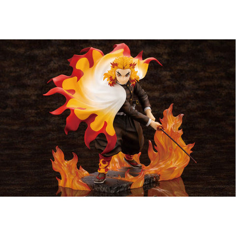 DEMON SLAYER: KIMETSU NO YAIBA - ARTFX J FIGURE - RENGOKU KYOJURO
