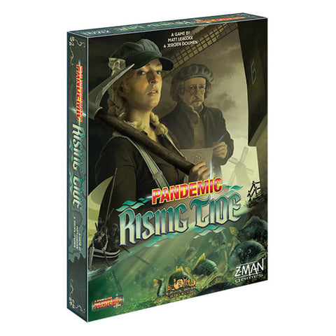 Image of Pandemic Rising Tide