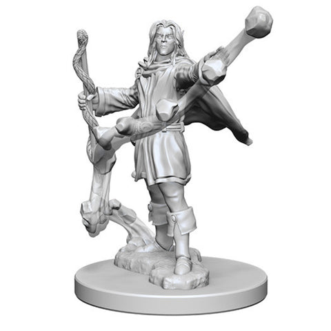 Image of Pathfinder Unpainted Minis Elf Male Sorcerer