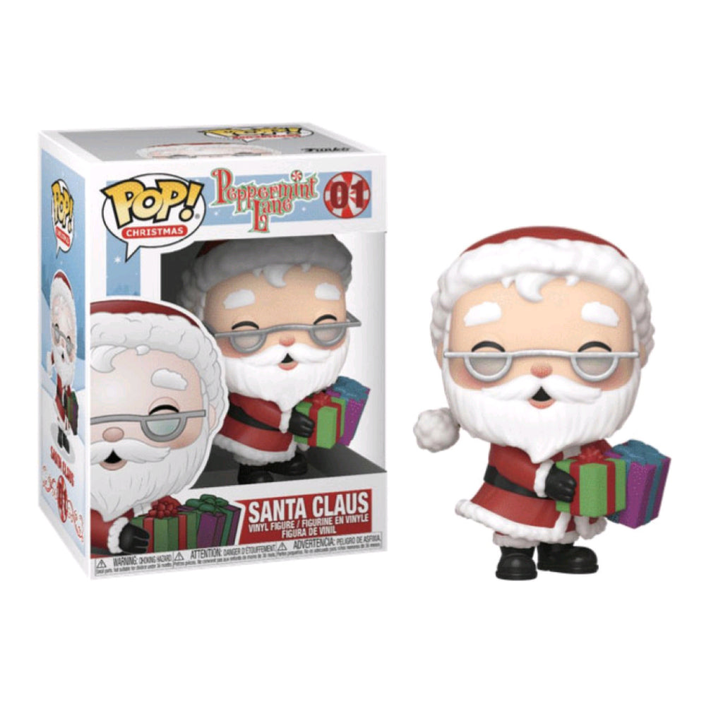 Peppermint Lane - Santa Claus Pop! Vinyl
