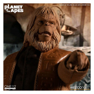 Planet of the Apes - Dr Zaius One:12 Collective Action Figure