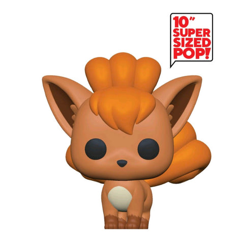 "Pokemon - Vulpix 10"" US Exclusive Pop! Vinyl [RS]"
