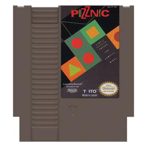 Image of Puzznic