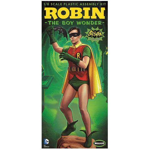 1966 Robin Figure Kit 1/8 Scale