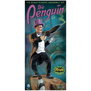 1966 Penguin Figure Kit 1/8 Scale