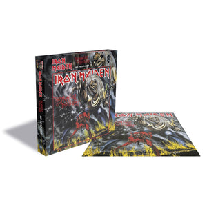 Iron Maiden - The Number Of The Beast 500pc Puzzle