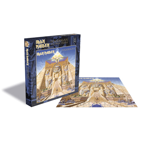 Iron Maiden - Powerslave 500pc Puzzle