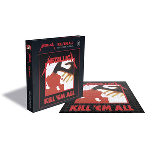 Metallica - Kill Em All 500pc Puzzle
