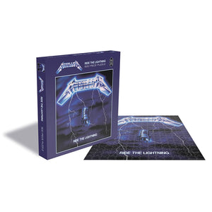 Metallica - Ride The Lightning 500pc Puzzle