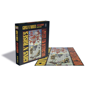 Guns N' Roses - Appetite For Destruction 1 500pc Puzzle