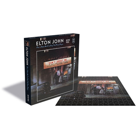 Elton John - Don't Shoot Me I'm Only The Piano Player 500pc Puzzle