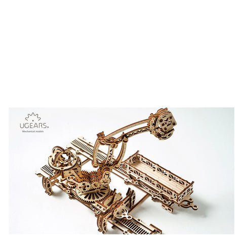 Image of Ugears Rail Manipulator