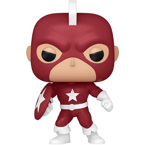 Marvel Comics - Red Guardian Year of the Shield US Exclusive Pop! Vinyl