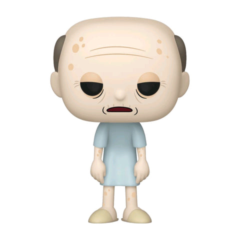 Rick and Morty - Morty Hospice Pop! Vinyl
