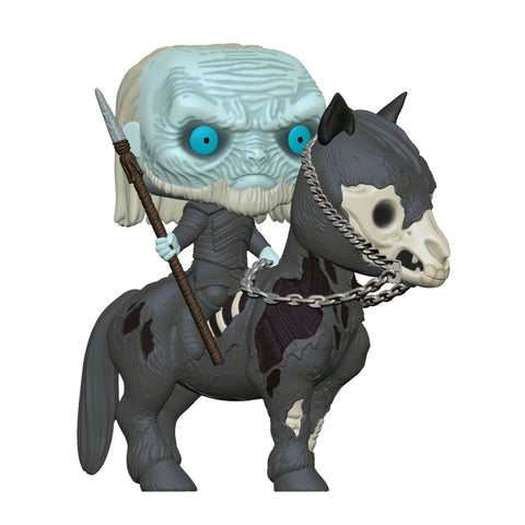 Game of Thrones - White Walker on Horse Pop! Ride
