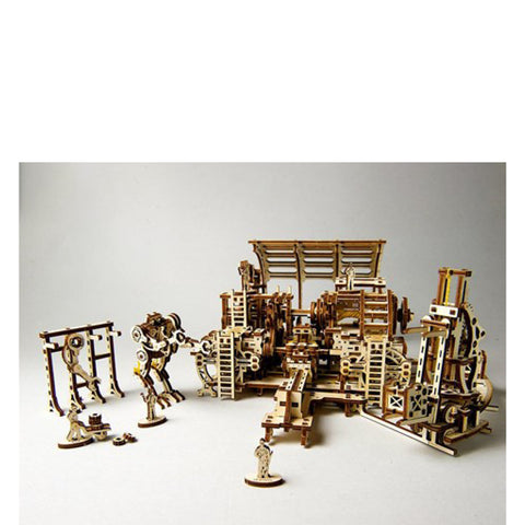 Image of Ugears Robot Factory