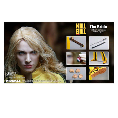 "Image of Kill Bill - The Bride 12"" Action Figure"