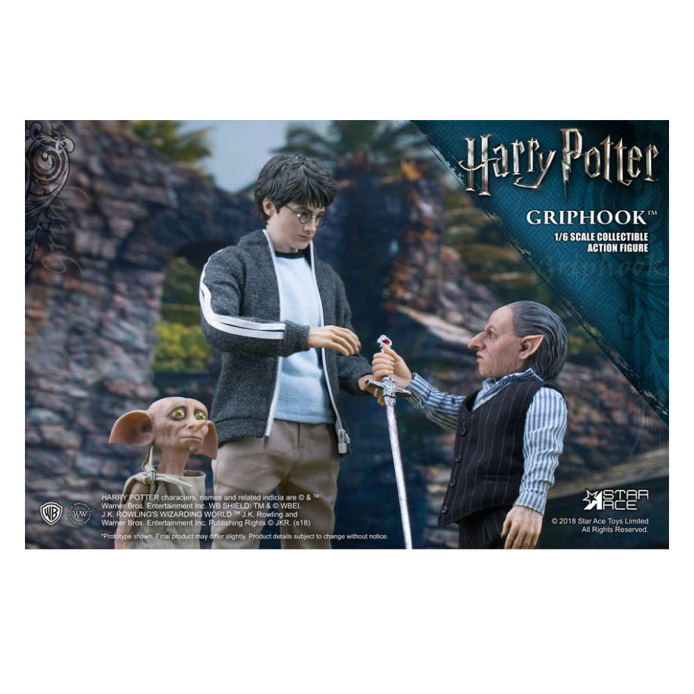 Harry Potter - Griphook 1:6 Scale Action Figure