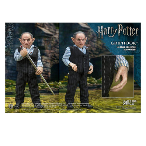 Image of Harry Potter - Griphook 1:6 Scale Action Figure
