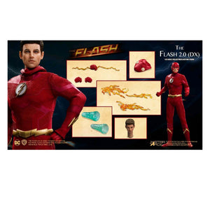 The Flash - Flash (Season 5) Deluxe 1:8 Scale Action Figure