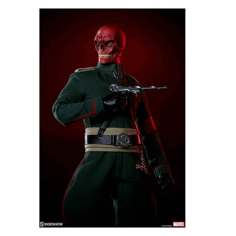 "Captain America - Red Skull 1:6 Scale 12"" Action Figure"