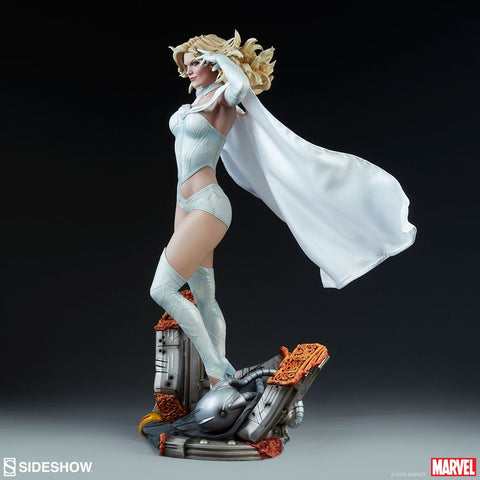 Image of X-Men - Emma Frost Premium Format 1:4 Scale Statue