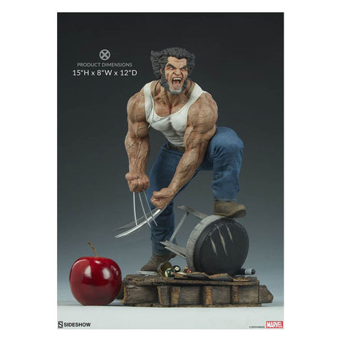 Image of X-Men - Logan Premium Format 1:4 Scale Statue