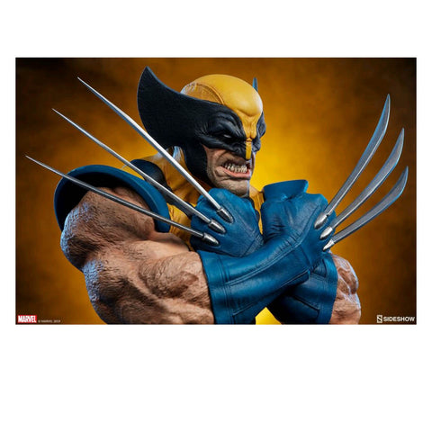 "Image of X-Men - Wolverine 9"" Bust"