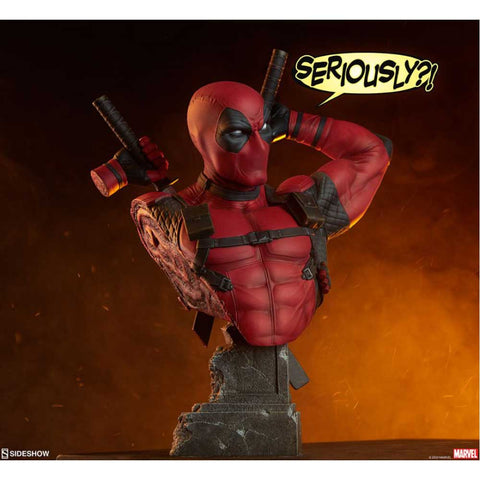 Deadpool - Deadpool Bust