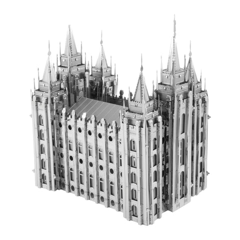 Metal Earth ICONX- Salt Lake City Temple