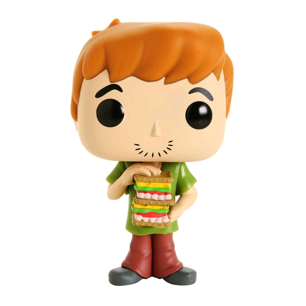 Scooby Doo - Shaggy with Sandwhich Pop! Vinyl