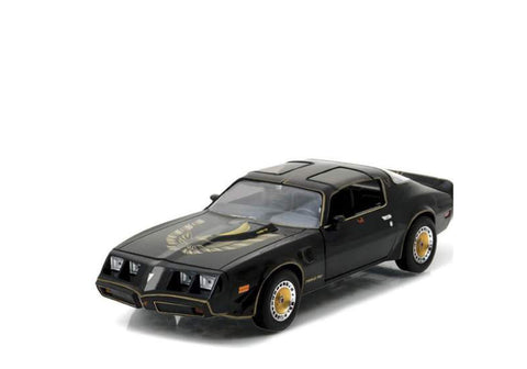 Image of Smokey And The Bandit 1980 Pontiac Trans Am 1/24 Scale