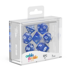 Oakie Doakie Dice RPG Speckled Blue