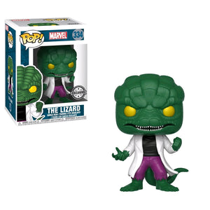 Spider-Man - Lizard US Exclusive Pop Vinyl