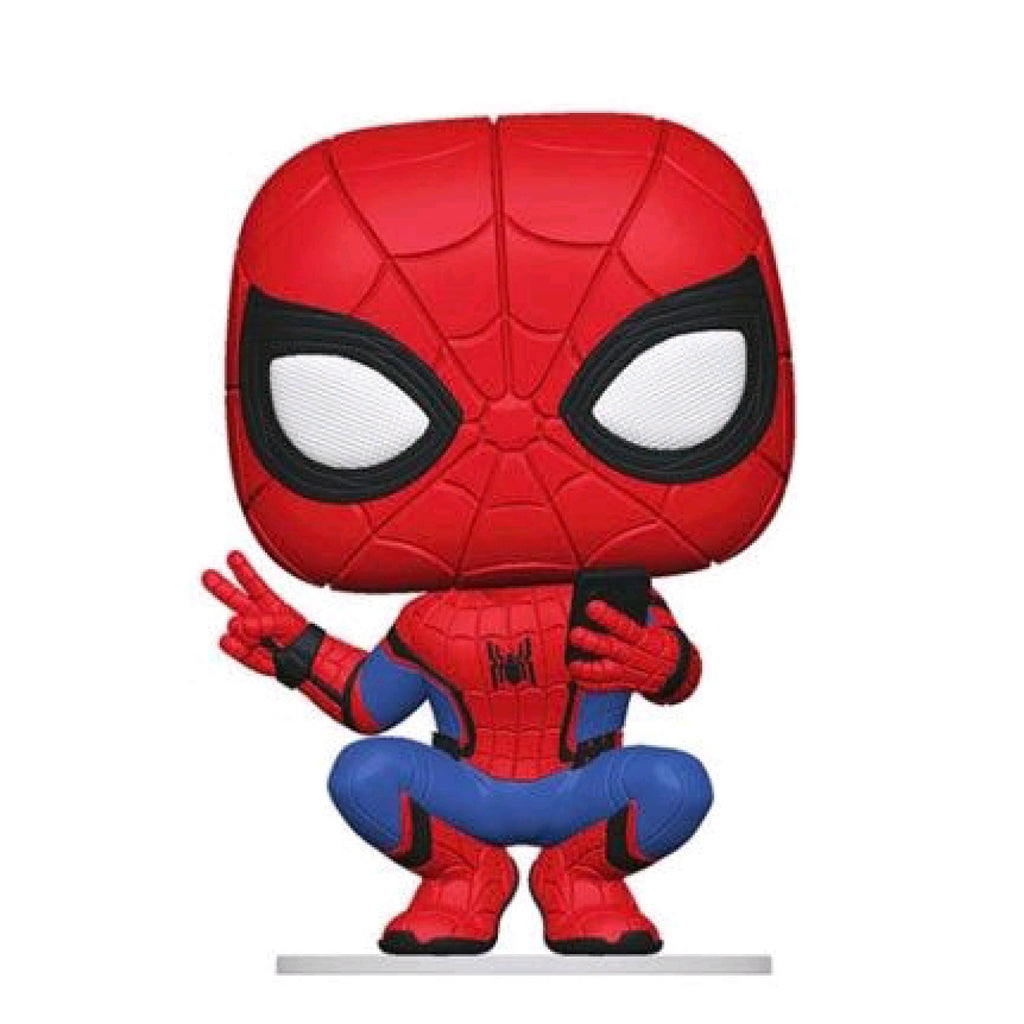 Spider-Man: Far From Home - Spider-Man Selfie Pop! Vinyl