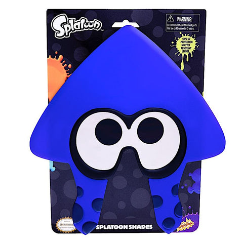 Image of Splatoon blue Sun-Staches