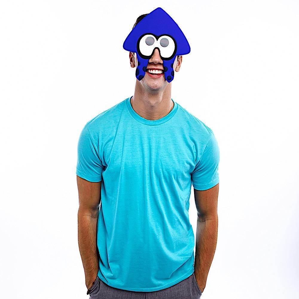 Splatoon blue Sun-Staches