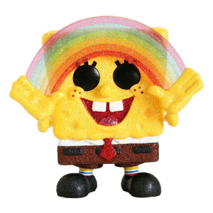 SpongeBob SquarePants - SpongeBob with Rainbow Diamond Glitter Pop! RS