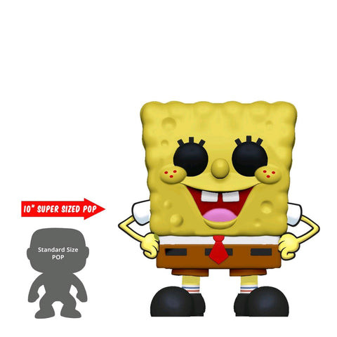 "Spongebob SquarePants - Spongebob 10"" US Exclusive Pop! Vinyl"