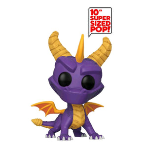 "Spyro the Dragon - Spyro US Exclusive 10"" Pop! Vinyl [RS]"