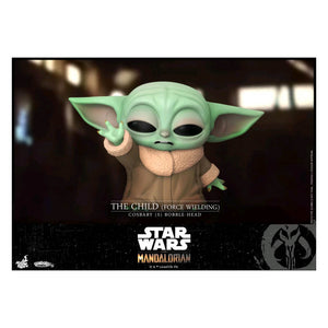 Star Wars: The Mandalorian - The Child Force Weilding Cosbaby