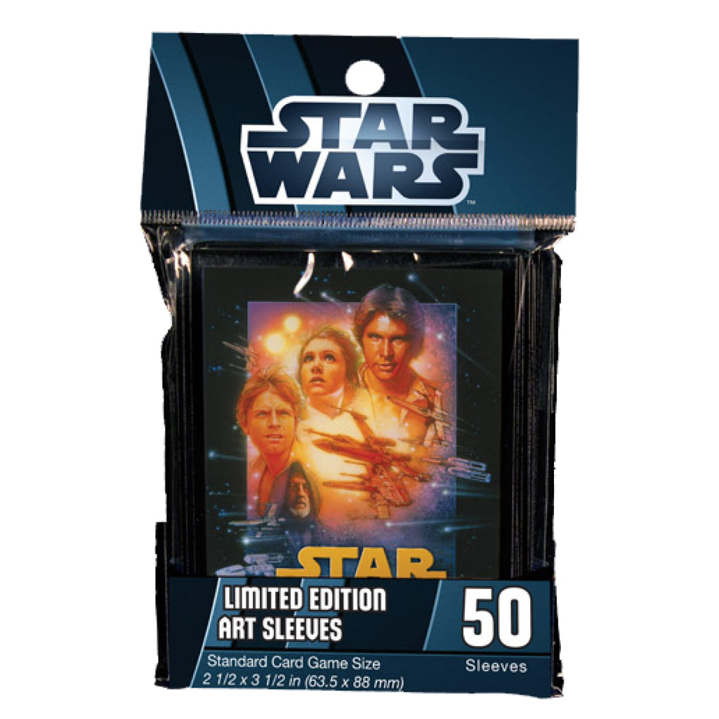 Star Wars - Card Sleeve A New Hope 50 Count