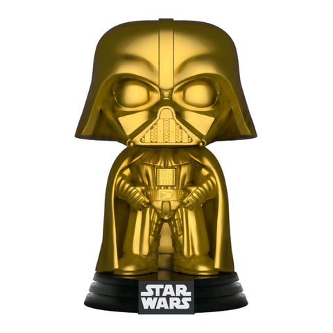 Star Wars - Darth Vader Gold Pop! Vinyl