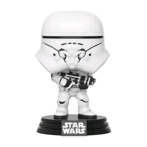 Star Wars - First Order Jet Trooper Episode IX Rise of Skywalker Pop! Vinyl
